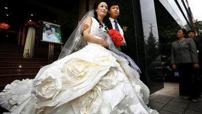 paper-dress-china