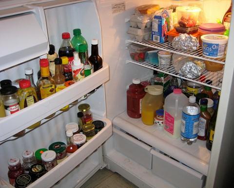 Organizing Kitchen Storing Fruit