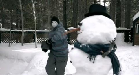 destroy-a-snowman-slow-motion02