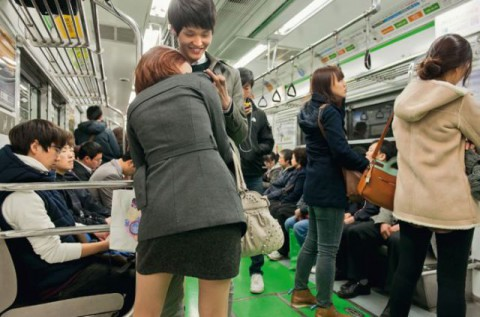 Seoul, Südkorea, Metro