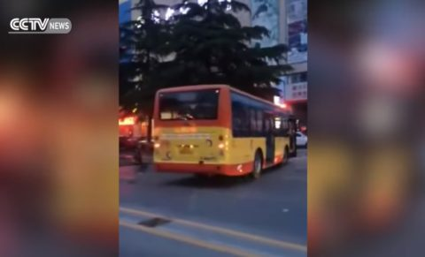 chinese-bus-driver-intentionally-hits-car03